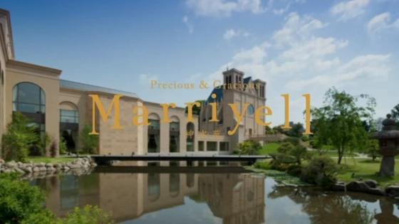 中世ヨーロッパの薫り漂う大聖堂で叶う。感動挙式 マリエール神水苑