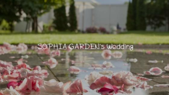 SOPHIA GARDEN's Wedding あこがれのウエディングはソフィアから 信州INAセミナーハウス/ソフィアガーデン
