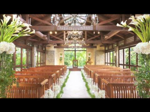 奈良公園の世界遺産で光と緑に包まれた独立型チャペルで心に残る挙式が叶う THE HILLTOP TERRACE NARA(ザ・ヒルトップテラス奈良)