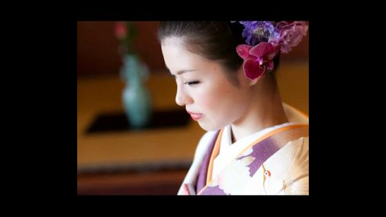 歴史ある老舗料亭で永久の誓い。つば甚オリジナル・金沢伝統の水引細工を使った人前式 日本料理 つば甚