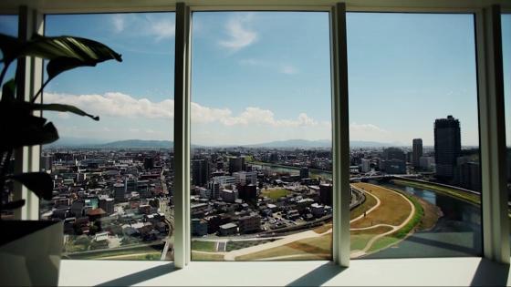 熊本ではここだけの地上70mから絶景を貸し切る天空のバンケット ANAクラウンプラザホテル熊本ニュースカイ