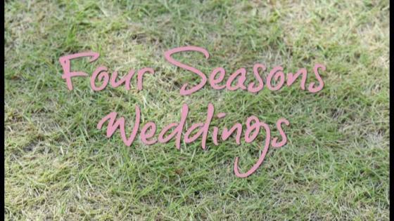四季を感じるウエディング シーズンごとに多彩な演出やコーディネートを紹介 ザ・チェルシーコート