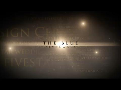 パノラマビューの披露宴会場で最幸の披露宴パーティを THE BLUE RIVERWALK