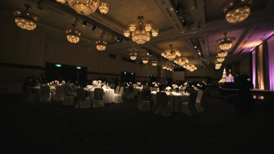ふたりの新しい人生の始まりに、至福なひとときを 仙台国際ホテル