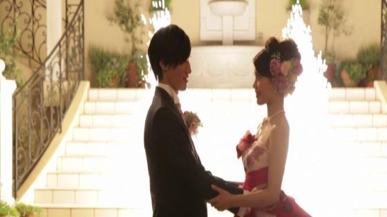 対面式チャペルや華やかな演出が叶う中庭など、ゲストの祝福を受け花嫁が煌めく一日 ティアラガーデンズ横浜