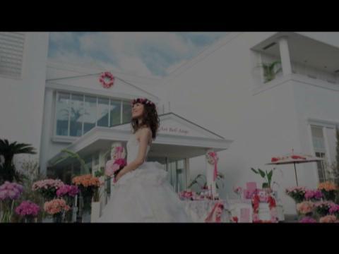 「笑顔」と「感動」 真っ白な式場に描くふたり色のウエディングで最高に幸せな1日を Art Bell Ange SAKAI(アールベルアンジェ堺)