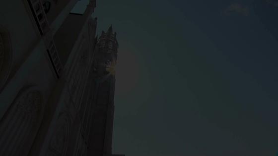 世界でいちばんドラマティックウエディングを。あこがれが思い出にかわる場所 ノートルダム広島 Notre Dame HIROSHIMA