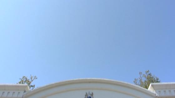 高い天井にシャンデリアが煌めき、まるでおとぎの世界に訪れたかのようなパーティ空間 ザ・ハウス愛野(THE HOUSE AINO)