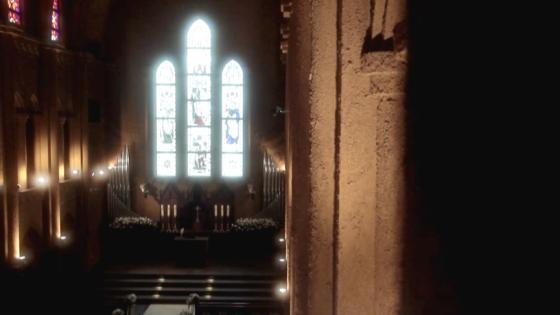 本物ゆえの風格漂う大聖堂でふたりの永遠の愛を誓う挙式を バードグリーンホテル レジーナ