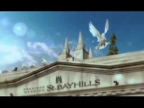 壮大なスケールの大聖堂、凛とした佇まいの屋内型神殿で厳粛な誓いの時を叶えよう PRECIOUS WEDDING St. BAY HILLS (プレシャスウェディング セント・ベイヒルズ)