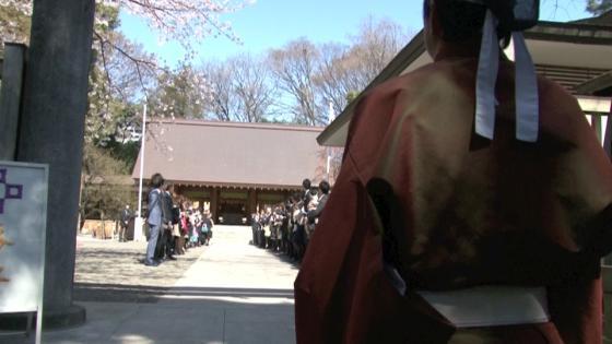 夫婦和合の神様の前で、大切な人全員に見守られながら、ふたりの愛を誓う場所 乃木神社・乃木會館