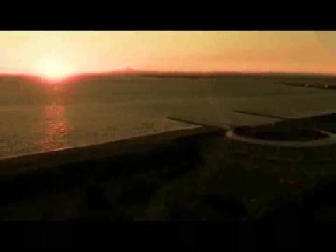 地上150m 天空に近いスカイチャペル 空と海に誓うセレモニー ウエディングヒル 東京ベイ幕張