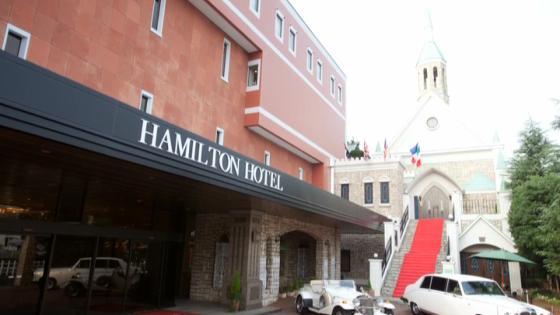 エレガント、シック、カジュアル、スタイリッシュ、様々な雰囲気の披露宴会場 ハミルトンホテル KAZUSA
