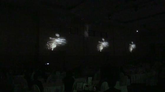 空間を彩る光と音の共演。話題のプロジェクションマッピングでゲストに感動と驚きを 札幌プリンスホテル