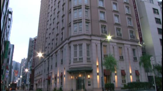 華やかな街「銀座」に佇む洗練された、お洒落なパリのアンティークプティホテル ホテルモントレ銀座