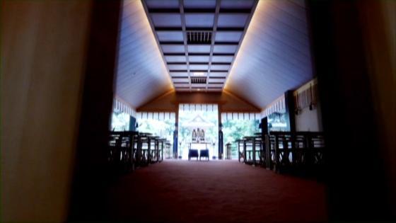 豊かな自然に囲まれた白山殿。高尾の森で永遠の誓いを 金沢国際ホテル