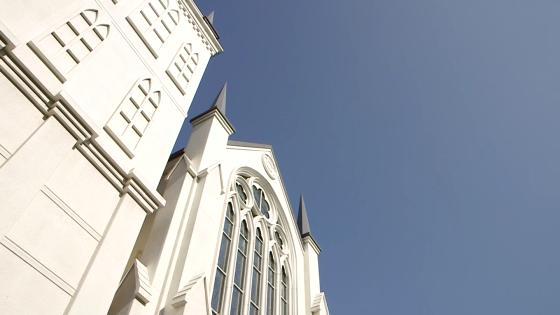 ふたりだけの物語がある。ここにしかない感動がある。Personal Style Wedding ノートルダム宇部 Notre Dame UBE