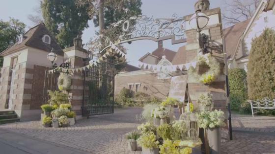 キャメロットヒルズ本館、別館、それぞれにある大聖堂のダイジェスト映像 キャメロットヒルズ