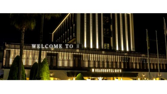 格別の空間と時間の中で、結婚式という特別なセレモニーを 防府グランドホテル