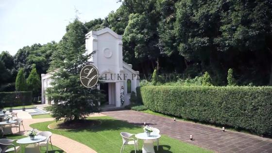 地上150Mのパノラマを独占!長崎県唯一の独立型チャペルで感動的なセレモニーを ルークプラザホテル