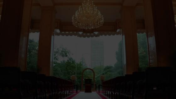 感謝の思いと絆が深まる 心温まる結婚式を光溢れるチャペルで叶えて リーガロイヤルホテル東京