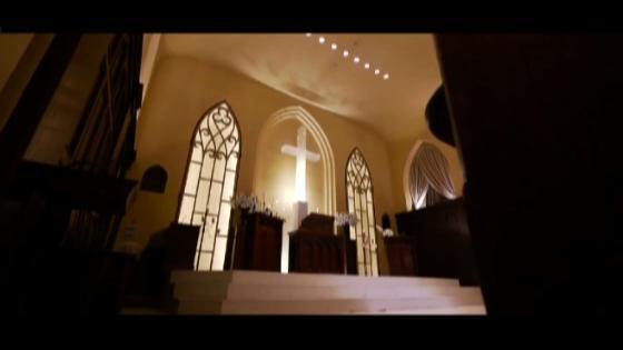 表参道駅徒歩3分。緑に包まれた独立型教会で、伝統を受け継ぐ本格的な挙式を 南青山ル・アンジェ教会