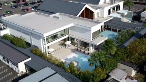 ベイサイドエリア7000坪の広大な敷地で楽しむリゾートウエディング アルカンシエルガーデン名古屋