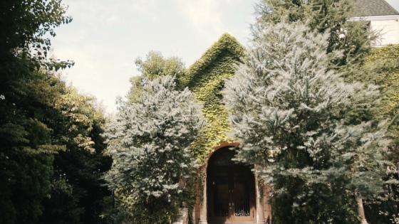 愛があふれる本格教会で「ありがとう。」を伝える心温まる結婚式を 京都ノーザンチャーチ北山教会