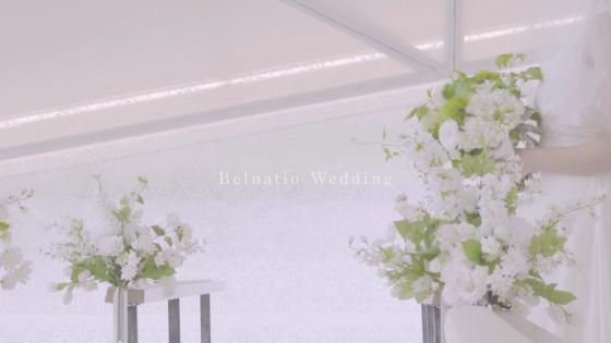 「光」「水」「森」がテーマの3つの挙式会場でリゾートウエディングを叶えよう あてま高原リゾート ベルナティオ