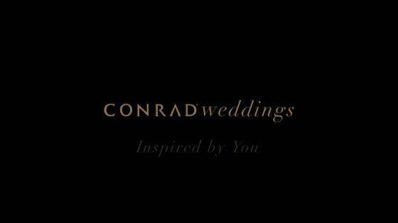 Conrad Osaka Weddings すべては思いどおりに、そして、期待以上に コンラッド大阪