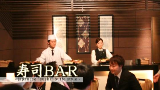 目の前で職人が握る「おSUSHIバー」はライブ感溢れる食のパフォーマンス! ザ スタイル オブ エクセレント