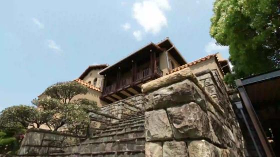 英国人が愛した、瀬戸内海の眺望を望む80年の歴史が息づく迎賓館ウエディング ジェームス邸(神戸市指定有形文化財)