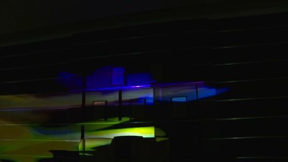 """京都で初めて""""360度""""で展開するサラウンド3Dプロジェクションマッピング 京都ガーデンパレス"""