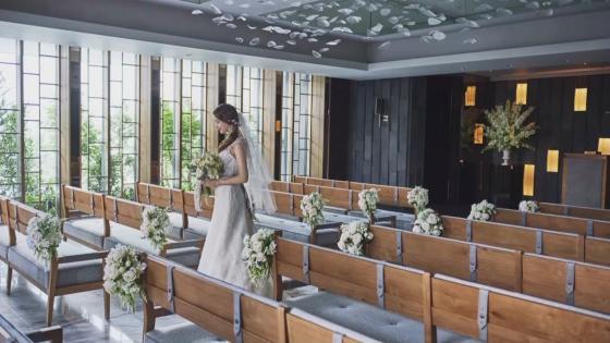 """""""幸せを共有する""""想い描いた誓いのシーンをふたりらしく叶える特別な場所 スイスホテル南海大阪"""