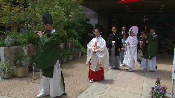 神前結婚式創始の神社、東京大神宮。清々しい空気の中祝福の一日を 東京大神宮/東京大神宮マツヤサロン