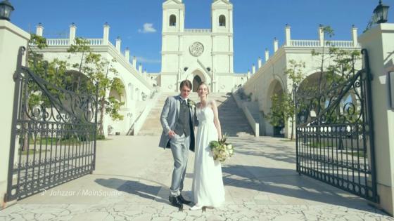 瀬戸内のロケーションに囲まれて純白の大聖堂で感動の挙式とアフターセレモニーを! CIER ET MER & I STYLE(シェル エ メール&アイ スタイル)
