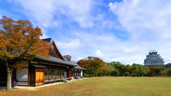 2万坪の緑と大阪城が織り成す圧巻の美景と、上質空間を貸し切ってもてなす贅沢な一日 大阪城西の丸庭園 大阪迎賓館