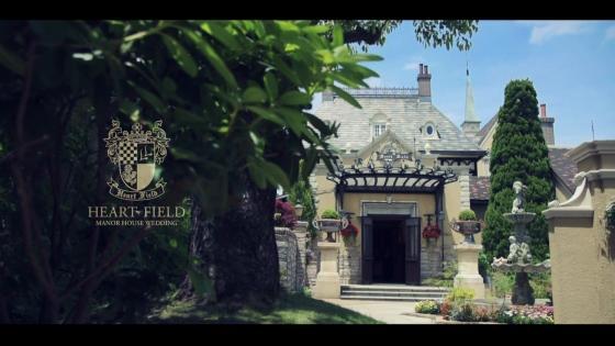 緑豊かな英国コッツウォルズの村の洋館で過ごす心温まる最高のウエディング ハートフィールド(HEART FIELD)
