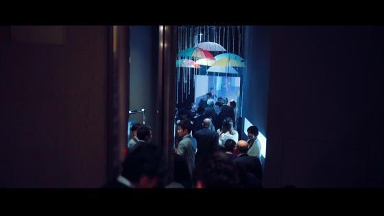 自由な発想と圧倒的な演出表現で創られる、100人100色のウエディング グローヴ ウィズ アクア スタイル