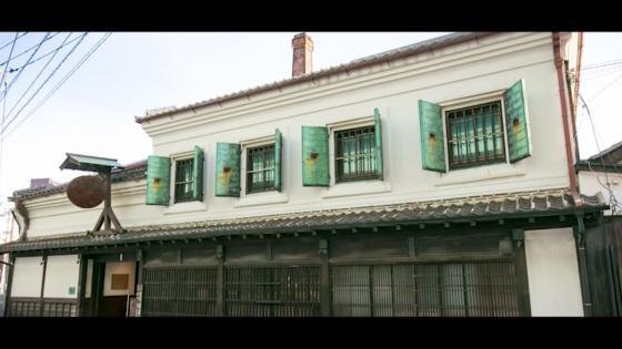149年の歴史を刻む酒蔵「博多百年蔵」。ずっと続く場所でふたりの特別な一日を 博多百年蔵(国登録有形文化財)