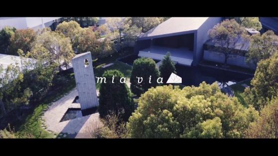 【梅田・新大阪から好アクセス!】緑と光に包まれた別世界で溢れる想いをカタチに Mia Via