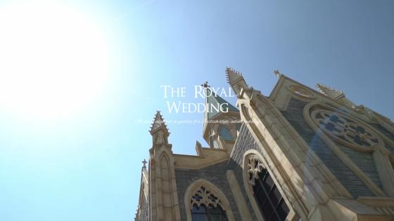200年の時を越え、今もなお輝く本格大聖堂で感動の誓いを セント・パトリック教会