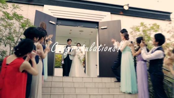 披露宴前にゲストとふれ合うウェルカムパーティはフェアで体感して! アルカンシエル横浜 luxe mariage
