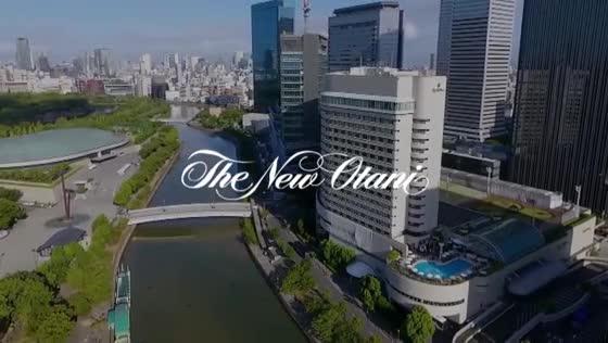大阪城公園の緑を一望できる絶景チャペル「ブリリアントアイズ」 ホテルニューオータニ大阪