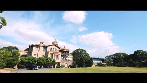 80余年の歴史を纏う洋館を舞台に、美しい記憶の1ページとなるふたりのウエディング ジェームス邸(神戸市指定有形文化財)