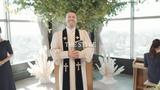 結婚式をもっと自由に ゲストと笑顔はじけるひととき THE STYLE (ザ・スタイル)