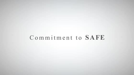 Commitment to SAFE~新型コロナウイルス感染拡大防止への取り組み~ アートグレイス ウエディングフォレスト