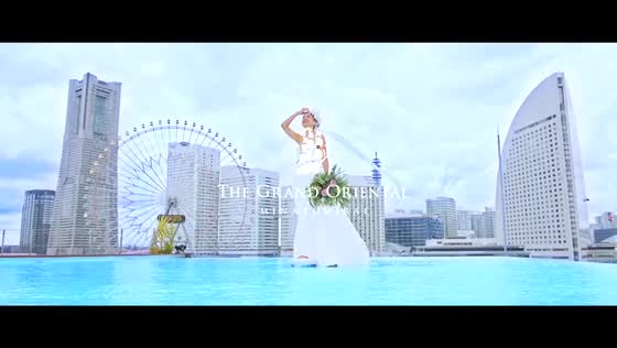 360度パノラマ!横浜の眺望を独占する憧れのリゾートウエディング THE GRAND ORIENTAL MINATOMIRAI (グランドオリエンタル みなとみらい)