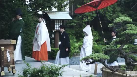 神前結婚式創始の神社で叶える ふたりと両家のご縁を結ぶ和の婚儀 東京大神宮/東京大神宮マツヤサロン