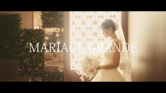 オランダからやってきた「レイモンド照明」美しい輝きが会場を照らしゲストの心を掴む マリアージュ グランデ(MARIAGE GRANDE)
